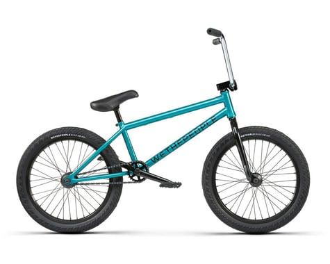"We The People 2021 Crysis BMX Bike (21"" Toptube) (Midnight Green)"