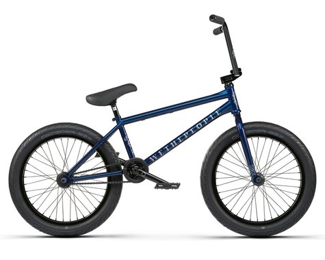 "We The People 2021 Battleship BMX Bike (20.75"" Toptube) (Abyss Blue)"