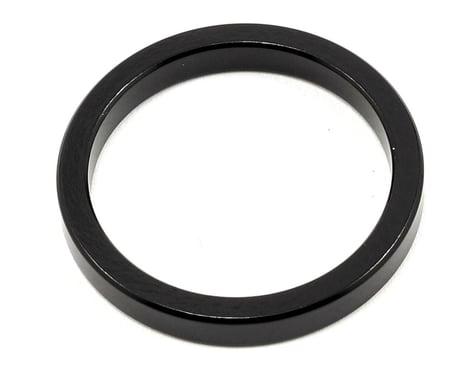 "Wheels Manufacturing  1-1/4"" Headset Spacer (Black) (1) (5mm)"