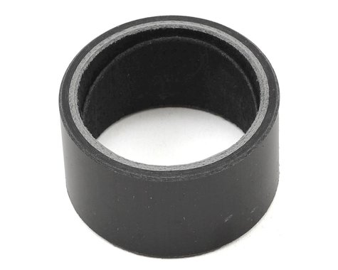 """Wheels Manufacturing 1-1/8"""" Carbon Headset Spacer (Black) (20mm)"""