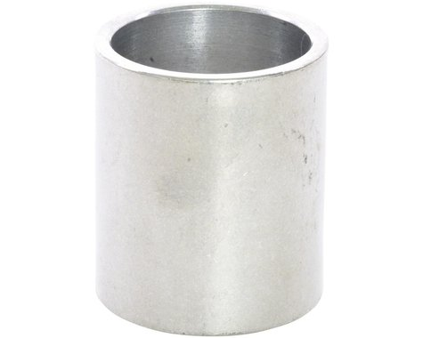 """Wheels Manufacturing 1-1/8"""" Headset Spacers (Silver) (40mm)"""