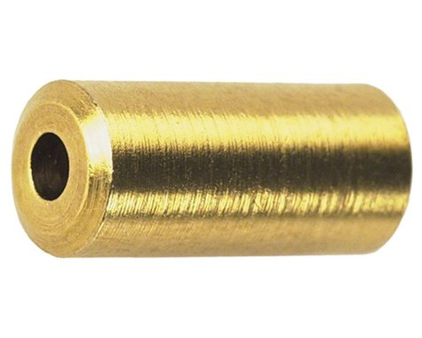 Wheels Manufacturing Housing End Caps (Brass) (50) (4mm)