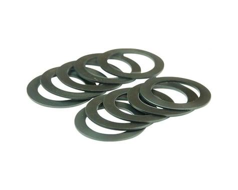 Wheels Manufacturing Bottom Bracket Spacers for 30mm Spindles (10) (0.5mm)