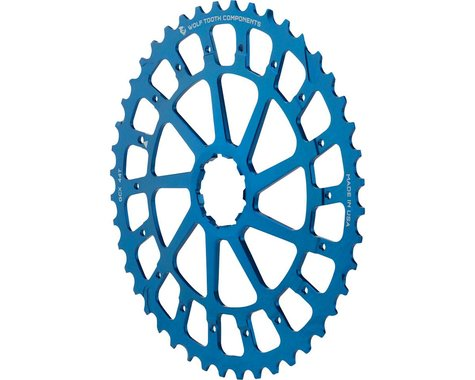 Wolf Tooth Components GCX XX1 Replacement Cog (Blue) (44T)