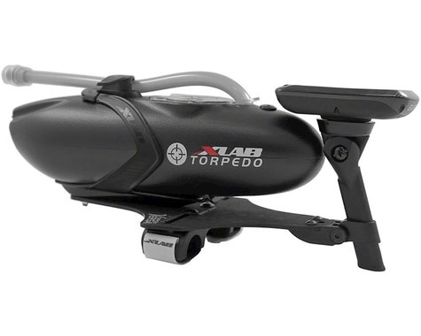 X-Lab Torpedo Versa 200 Hydration System (Black) (Alloy) (26oz)