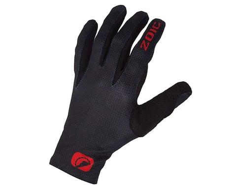 ZOIC Ether Gloves (Black/Red) (L)