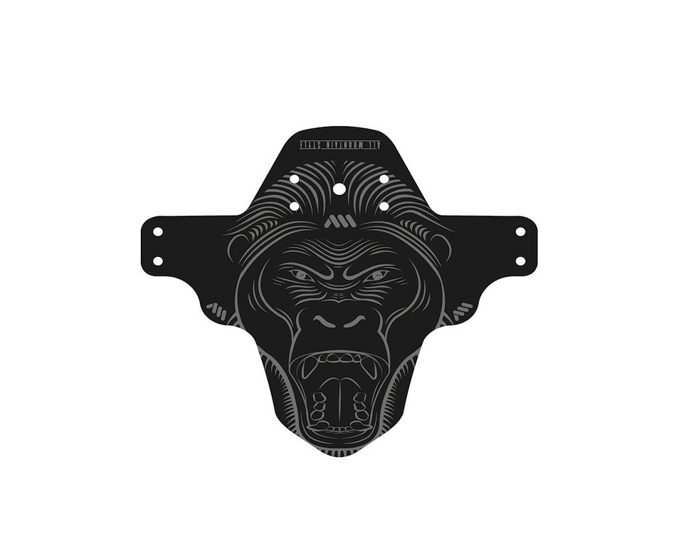 ape All Mountain Style Mud Guard AMSMG1APGY for sale online